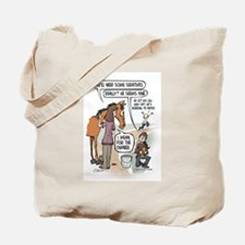 Panic Mode Tote Bag