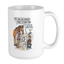 Panic Mode Mug