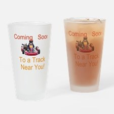 Coming Soon... Drinking Glass