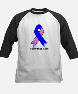 Personalize Male Breast Cancer Baseball Jersey