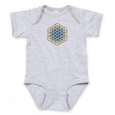 Archangel Metatron Delight Baby Bodysuit