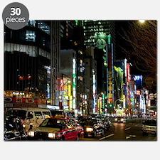 tokyo streets Puzzle