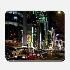 tokyo streets Mousepad