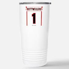 Rottweiler Jersey Travel Mug