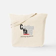 C Ya Cristina Yang Tote Bag