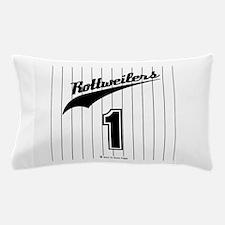 Rottweiler Jersey Pillow Case