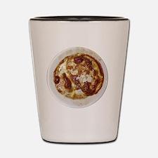 French Onion Soup Shot Glass