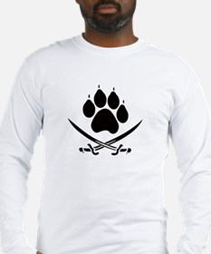 Seadog Nights Logo - Only Long Sleeve T-Shirt