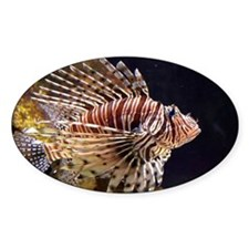 Lion Fish Decal
