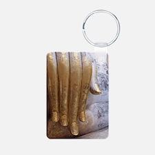 Hand of Buddha Keychains