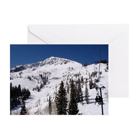 I love mountains Greeting Cards (Pk of 10)
