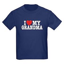 I Love My Grandma T