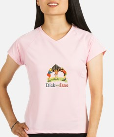Dick and Jane Performance Dry T-Shirt