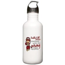 Sickle Cell Anemia Com Sports Water Bottle