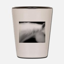 WhiteNeckBigger Shot Glass
