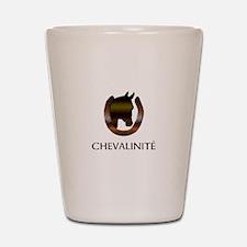 Horse Theme Design by Chevalinite Shot Glass