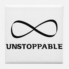 Unstoppable Tile Coaster