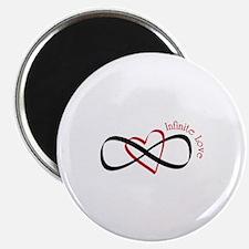 Infinite Love Magnets