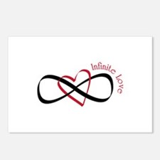 Infinite Love Postcards (Package of 8)