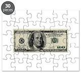 100 dollar bill Puzzles