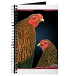 Chantecler Rooster and Hen Journal