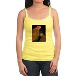 Chantecler Rooster and Hen Jr. Spaghetti Tank