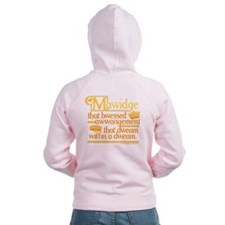 Princess Bride Mawidge Speech Zip Hoodie