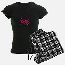 XOXO hugs & kisses Pajamas