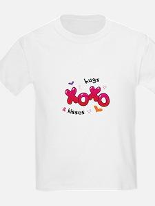 XOXO hugs & kisses T-Shirt