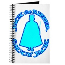 Saucy Jack Aqua N Blue Journal