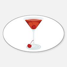 Manhattan Cocktail Martini Glass Drink Beverage St