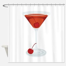 Manhattan Cocktail Martini Glass Drink Beverage Sh
