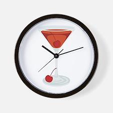 Manhattan Cocktail Martini Glass Drink Beverage Wa