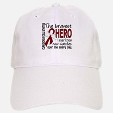 Sickle Cell Anemia BravestHero1 Hat