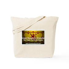 Lione Rampant: Crusades Tote Bag