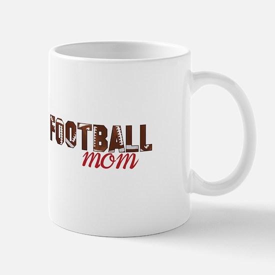 Foot Ball Mom Mugs