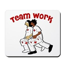 EMS Team Mousepad