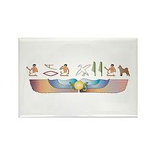 Karelian Hieroglyphs Rectangle Magnet (10 pack)