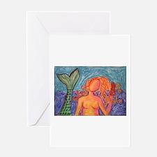 Mermaid© Greeting Cards