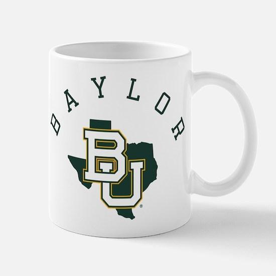 Baylor University Texas Mug