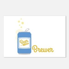 Brewer Postcards (Package of 8)