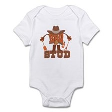 Barbeque Stud Infant Bodysuit