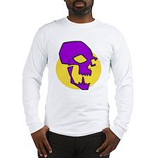 Moon Skull Long Sleeve T-Shirt