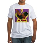 King Chantecler Fitted T-Shirt