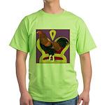 King Chantecler Green T-Shirt