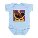 King Chantecler Infant Bodysuit