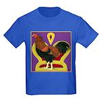 King Chantecler Kids Dark T-Shirt