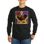 King Chantecler Long Sleeve Dark T-Shirt