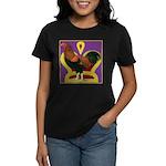 King Chantecler Women's Dark T-Shirt