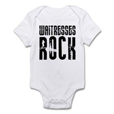 Waitresses Rock Infant Bodysuit
